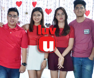 PHOTOS: Luv U stars say #ThankYouForTheLove