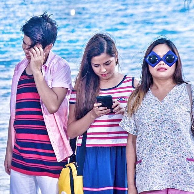 PHOTOS: Luv U goes to Batangas