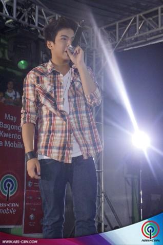 NLex nagbonding sa Bida Kapamilya Caravan
