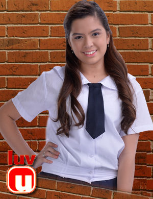 Alexa Ilacad as Alexis